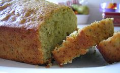vegan courgette cake http://ethicalchef.co.uk/recipe/vegan-courgette-cake/#
