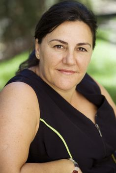 Mª Carmen García, Malaca Instituto housekeeper.