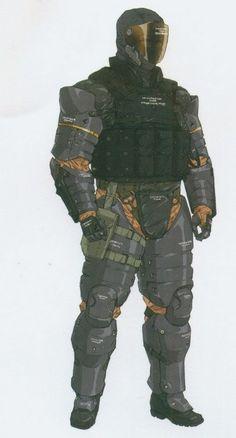 Militaires sans frontier - Metal Gear Peace Walker