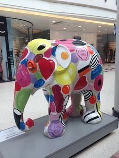 Elephant parade - i love you elephant :)