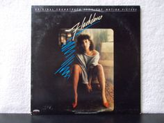 Flashdance- Original Soundtrack From the Motion Picture. 1983 Casablanca Records vinyl LP 33. AbqArtistry