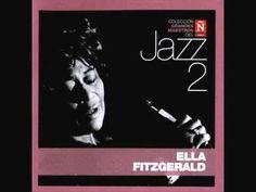 Ella Fitzgerald grandes maestros del Jazz 2