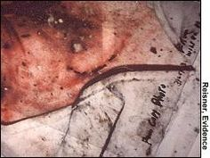 Lemuel Smith   Photos   Murderpedia, the encyclopedia of murderers. Overlay of Smith's teeth on Donna Payant's breast.