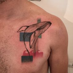 Whale whale Tattoo