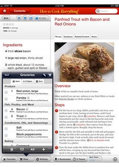 10 iPhone & iPad Apps That Will Make You a Better Cook