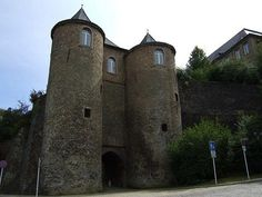 The Three Towers, Luxembourg City