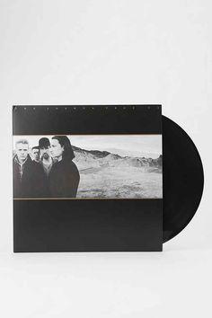 U2 - The Joshua Tree 2xLP - Urban Outfitters