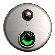 DBCAM - Honeywell SkyBell Video Doorbell Camera (in Silver Color) http://www.alarmclub.com/dbcam-honeywell-skybell-video-doorbell-camera-in-silver-color.html #skybell #hd #video #doorbell #camera #honeywell #lyric #security #controller #diy #totalconnect