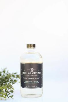 Simple Syrup – Pineridge Hollow Aromatic Bitters, Lemon Lime, Simple Syrup, Grapefruit, Spices, Strawberry, Mint, Drinks, Food