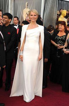 Pin for Later: Tom Ford weiß eben wie man Frauen richtig einkleidet Gwyneth Paltrow in Tom Ford bei den Oscars 2012