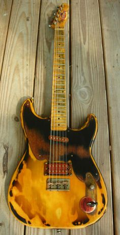 Hellicrafters 51 Tele 2015 Relic Fanatical Build