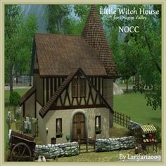 sims 3 supernatural house ideas - Google Search