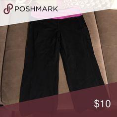 Forever 21 crop yoga pants Forever 21 crop yoga pants Pants Capris