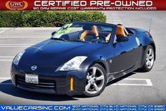 Used 2008 Nissan 350Z for Sale in National City, CA – TrueCar