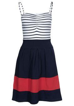 Vero Moda  LIMA - Kleid - blue