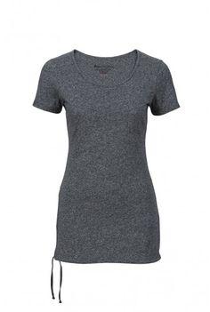 173d07974928c5 recolution Fair trade Women T-Shirt grey HIPSTAR FLAMÉ dunkelgrau organic  eco fashion vegan Hamburg