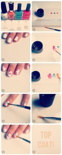 The Digi Nails A Hybrid Manicure Nails Pinterest Rubbing
