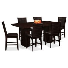Paragon 7 Pcdinette  Value City Furniture  Stuff To Buy Pleasing Value City Dining Room Sets 2018
