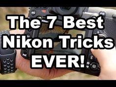 Customize Your Nikon DSLR with 7 Tips