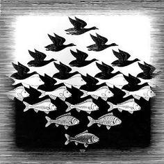 MC Escher | ourpaintedworld