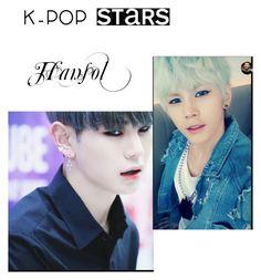 """kopp #7"" by taraehsheats-i ❤ liked on Polyvore featuring kpop"