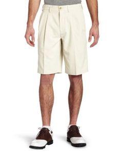 Callaway Men's Double Pleated Solid Short