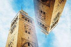 Koutoubia Mosque splitzered
