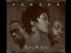 Fugees-Killing me softly (Remix) - YouTube