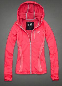 A&F Active Full-Zip Hoodie