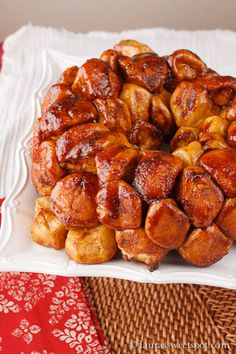 MONKEY BREAD FROM SCRATCH  A little extra time and effort goes a long way.