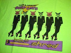 80's T C Surf Designs T Shirt Men's Medium Neon Green | eBay