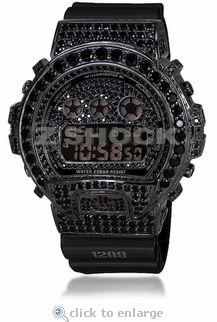 The Supreme Centurion Stealth Custom G-Shock Bezel by ZShock. $2595 #zshock #gshock #watch