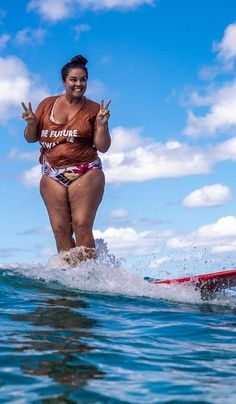 You are awesome You are strong You are powerful You have got THIS! _ Shred sister @maliakaleopaa _ 📷: @tommypierucki You Are Strong, Surf Girls, You Are Awesome, Surfing, Photo And Video, Confident, Instagram, Sun, Lifestyle