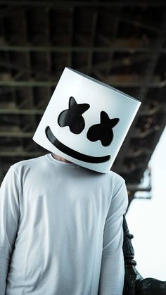 Marshmello wallpaper by - ab - Free on ZEDGE™ Musik Wallpaper, Beste Iphone Wallpaper, Joker Iphone Wallpaper, Joker Wallpapers, Phone Screen Wallpaper, Gaming Wallpapers, Cellphone Wallpaper, Cartoon Wallpaper, Galaxy Wallpaper