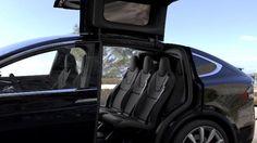 Tesla-Zulieferer weist Schuld von sich! Model-X-Türen