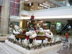 centro comercial santa fe navidad - Buscar con Google