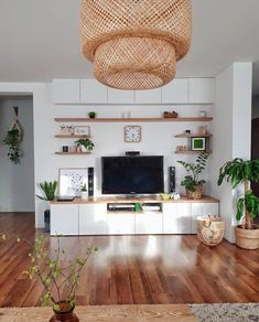 Living Room Tv, Home And Living, Small Living Rooms, Living Room Modern, Living Room Furniture, Budget Home Decorating, Home Decor Inspiration, Living Room Designs, Bedroom Decor