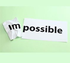 Don't let your #EatingDisorder tell you what is & isn't possible for you! Recovery IS possible! Call 800-236-7524 today to take the next step towards #Recovery.