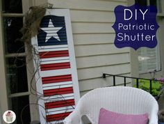 DIY-Patriotic-Shutter-HoosierHomemade.com