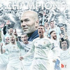 Real Madrid win the Champions League final on Saturday, May 28, 2016.