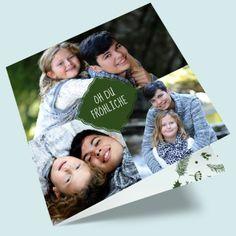 Weihnachtskarten: Zeit