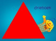 Rekenprikkels - driehoek