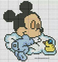 177 Meilleures Images Du Tableau Mickey Disney Cross Stitches