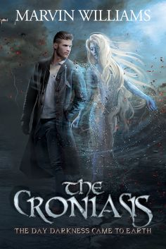 "Book cover for  ""The Croniasis"" by Marvin Williams"