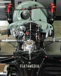 Vw T1 Camper, Vw Rat Rod, Kdf Wagen, Vw Engine, Vw Classic, Sand Rail, Vw Vintage, Beach Buggy, Porsche 356