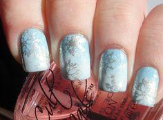 Life and Polish: Early Holiday Nail Art