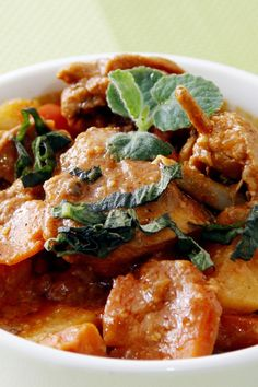 Chicken Stew #Comfort_food #Recipe