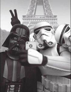 Darth Vader & Stormtroopers - Star Wars Vader - Ideas of Star Wars Vader - Darth Vader & Stormtroopers Darth Vader, Anakin Vader, Vader Star Wars, Anakin Skywalker, Star Wars Film, Star Wars Fan Art, Star Wars Poster, Star Wars Gifts, Star Wars Toys
