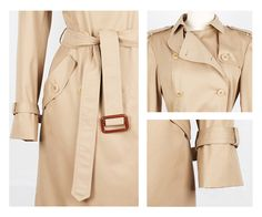 Trench Coat Ines de la Fressange Paris - Story about an iconic