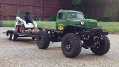 Greg Martinek's Losi Trail Trekker tricked out as a Power Wagon is our latest Reader's Ride pick--send us your shots!